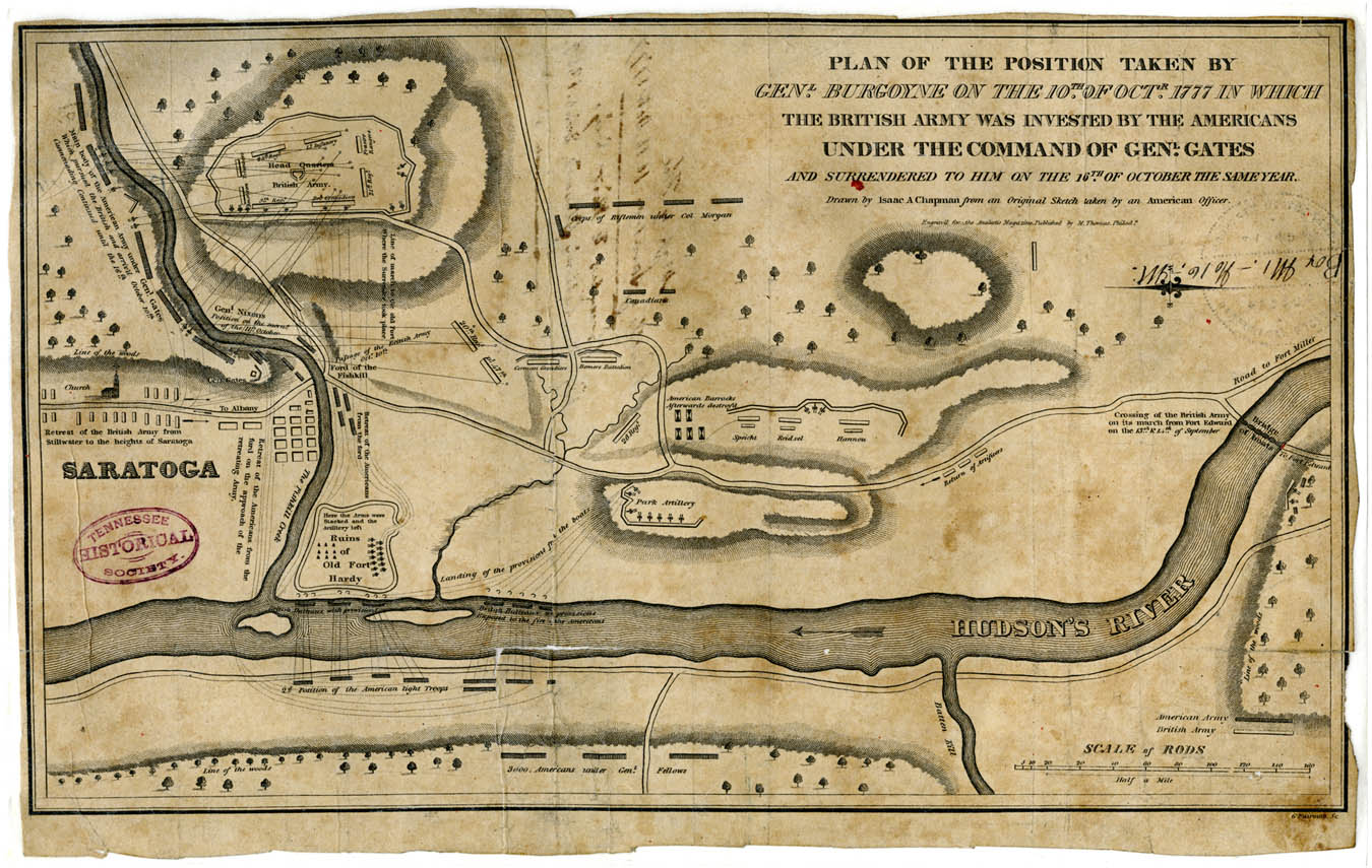 importance of the battle of saratoga